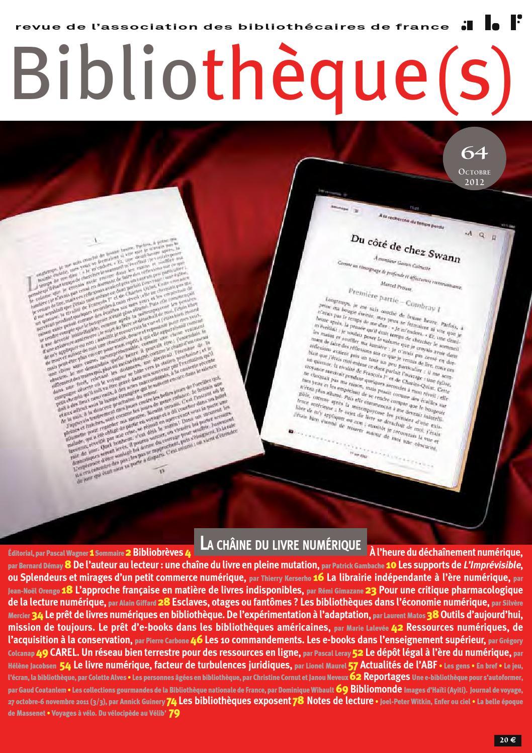 Bibliothèques N64 By Abf Abf Issuu