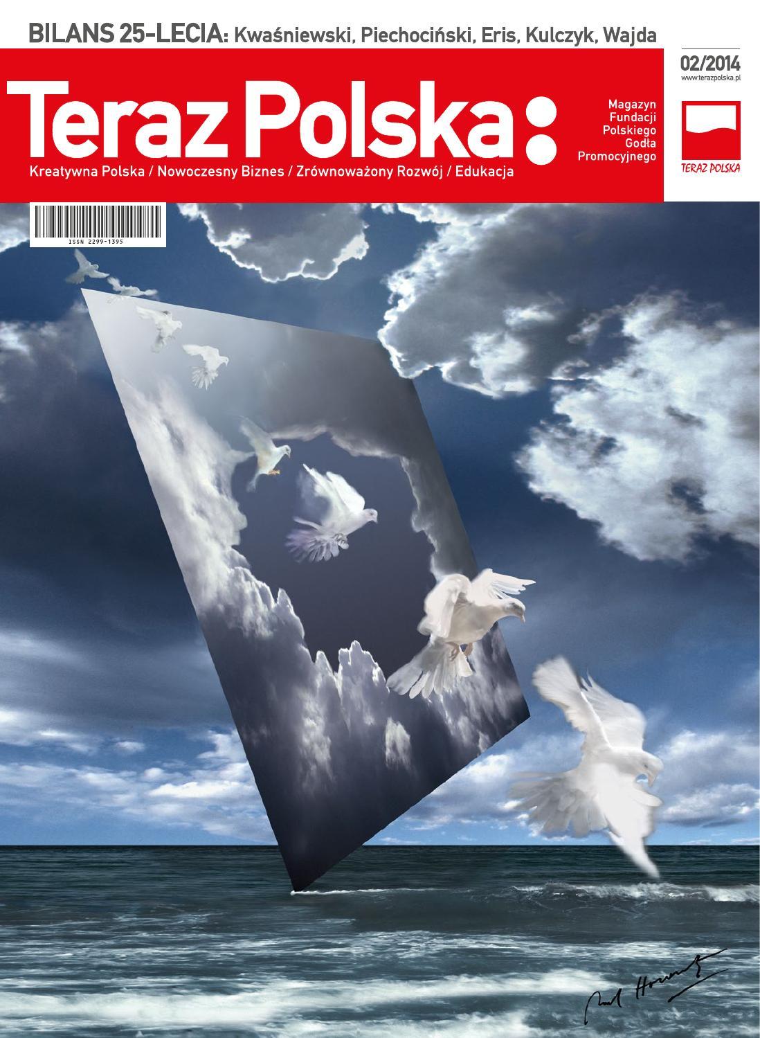 e6f721c2977c25 MAGAZYN TERAZ POLSKA 02/2014 by Best Place Institute - issuu