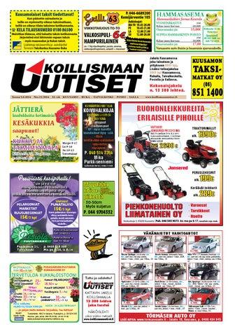 Koillismaan Uutiset 23 2014 by Koillismaan Uutiset Oy - issuu 28a208e19c