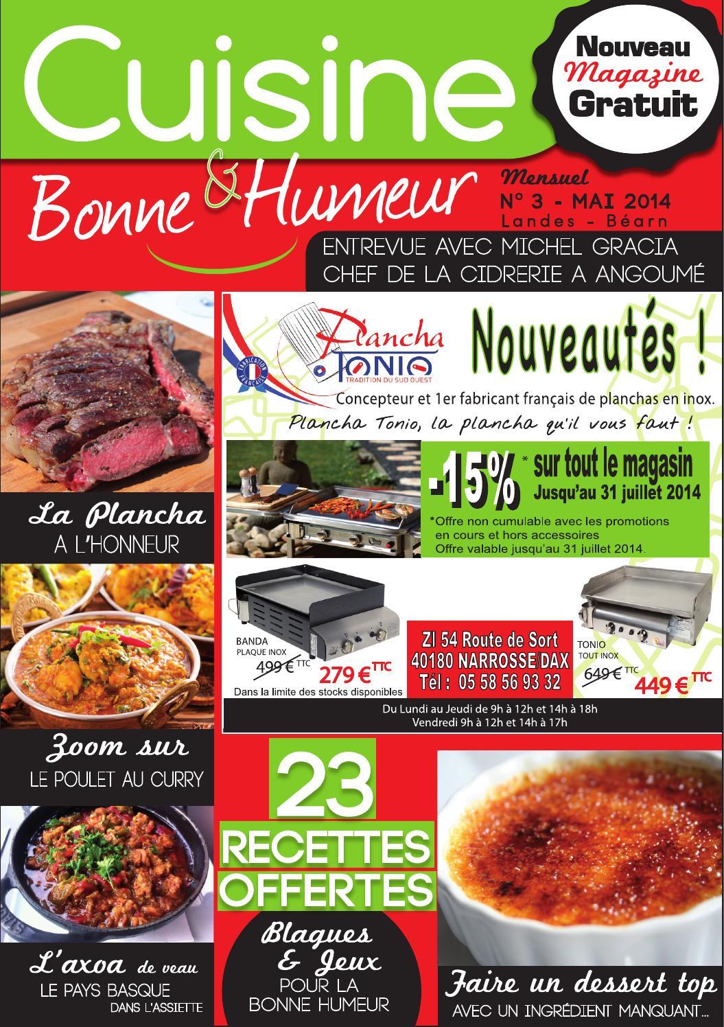 Cuisine Bonne Humeur Edition 3 Mai 2014 By Suzanne George Issuu