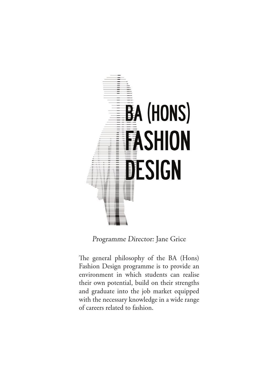 Fashion Design Lookbook 2014 By Birminghamcityuniversity Issuu