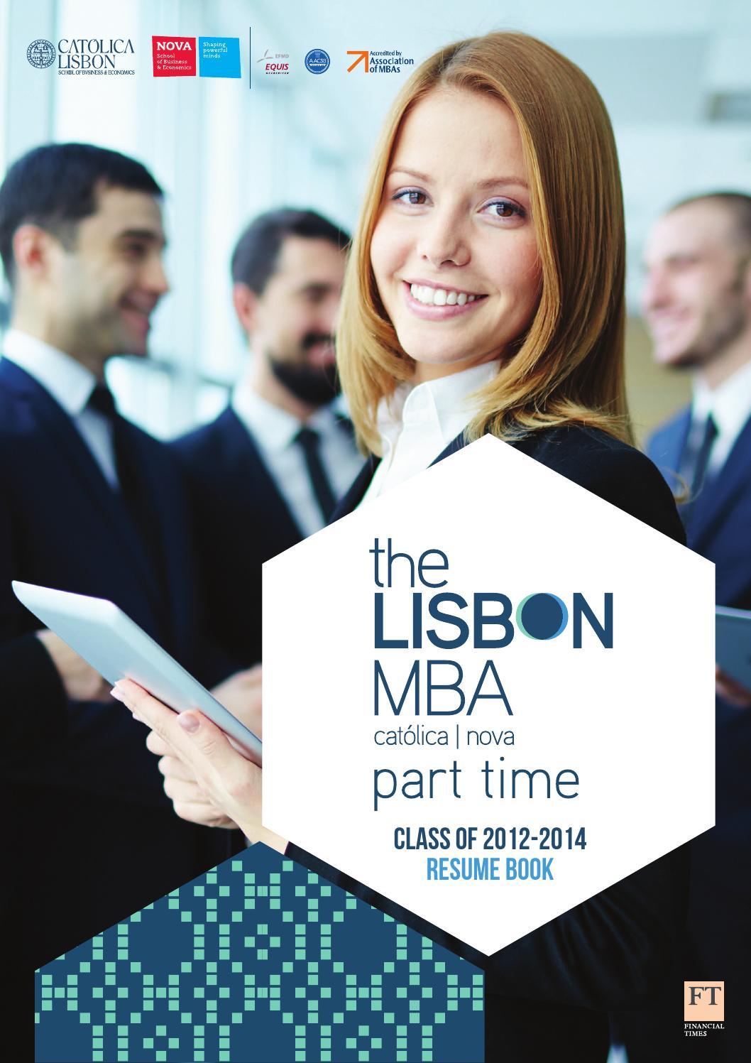 the lisbon mba issuu