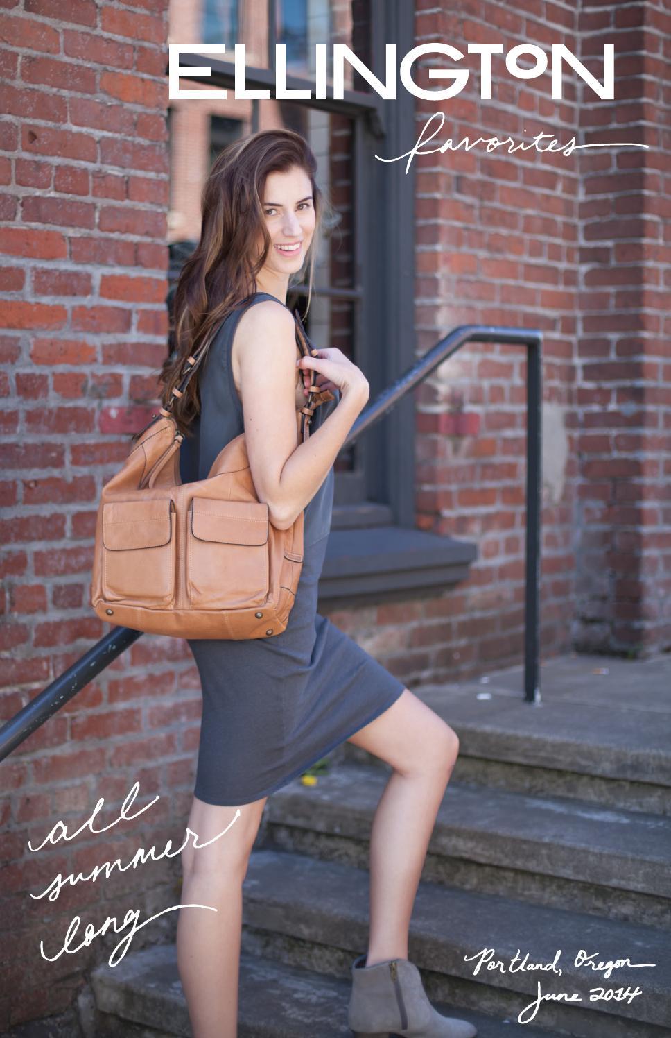 Ellington Handbags Summer Lookbook