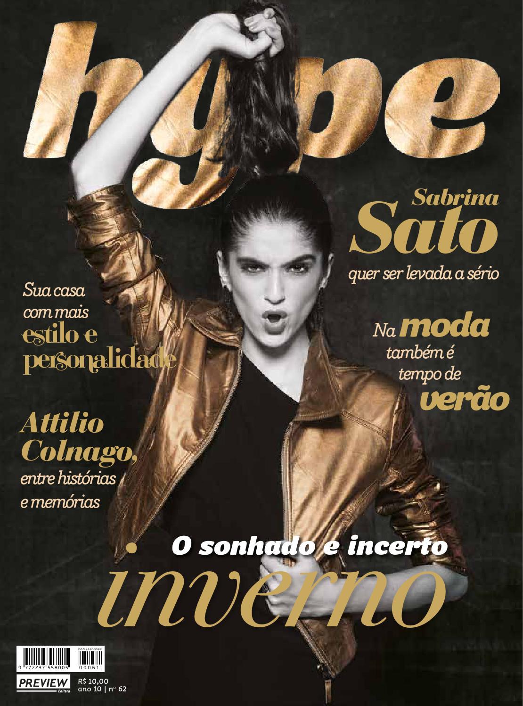 187db9ac0d3 Revista Hype - edição 62 by Preview Comunicação e Marketing - issuu