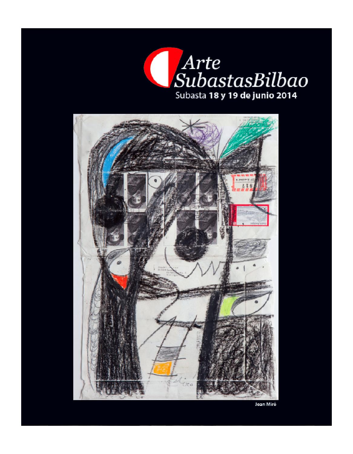 Arte Subastas Bilbao by Arte Subastas Bilbao - issuu