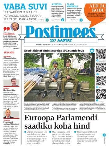 073bfe1aa25 Postimees 05 06 2014 by Postimees - issuu