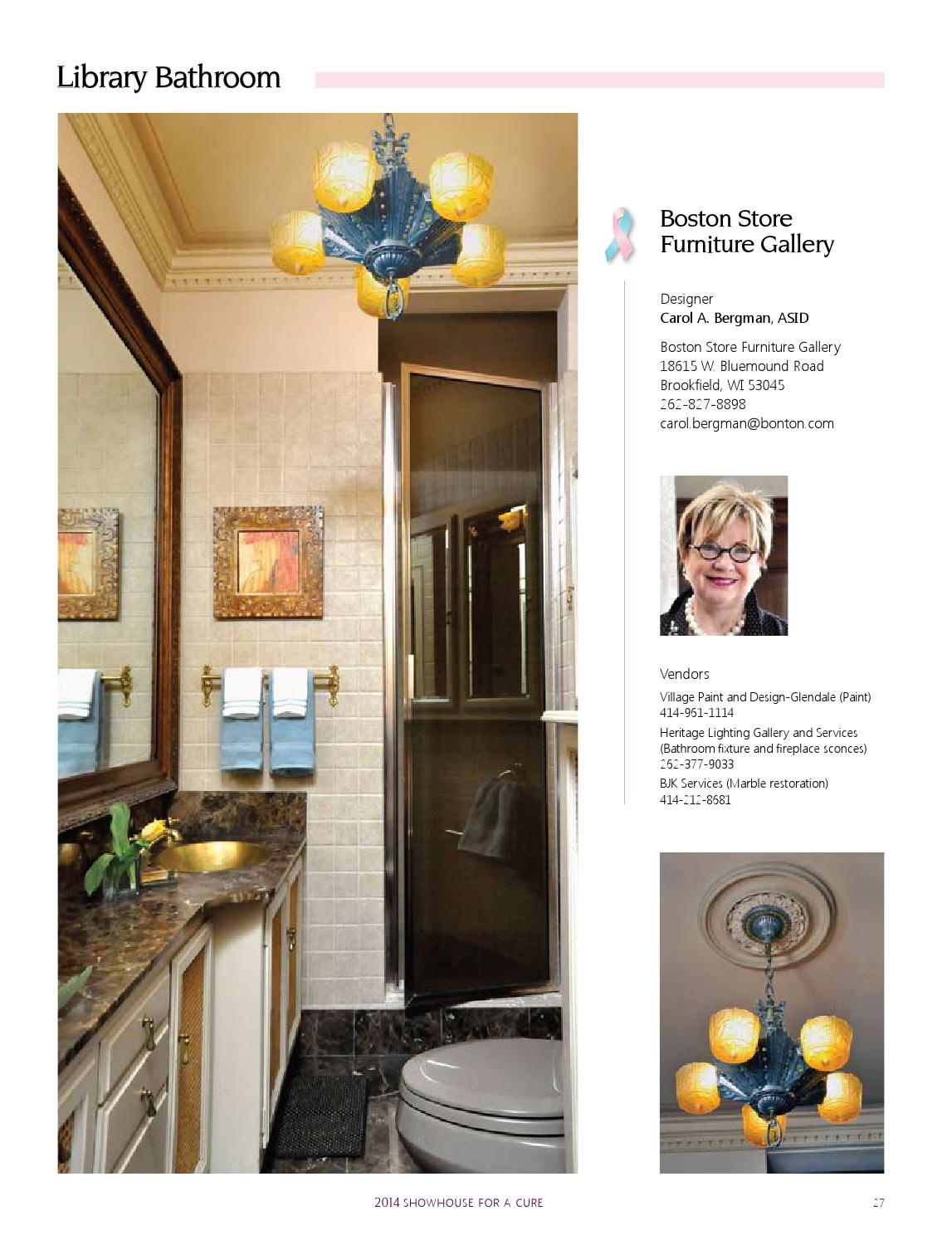 2014 Wisconsin Breast Cancer Showhouse For A Cure By Lifestyle Publishing    Issuu