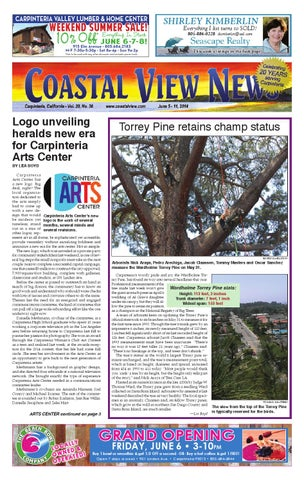 Cvn 20140605 By Coastal View News Issuu