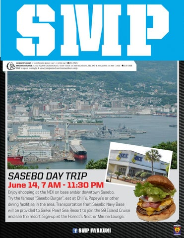 Sasebo Day Trip by MCCS Iwakuni - issuu