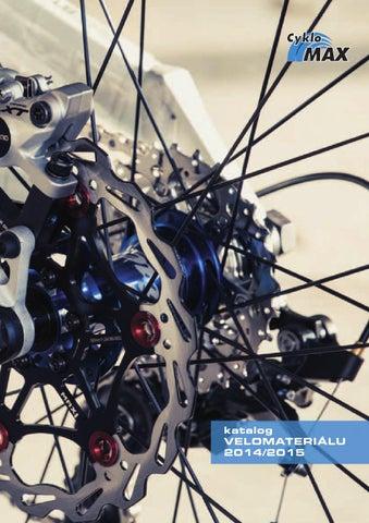 dcf867e52df CYKLOMAX KATALOG 2014-2015 by Cyklomax