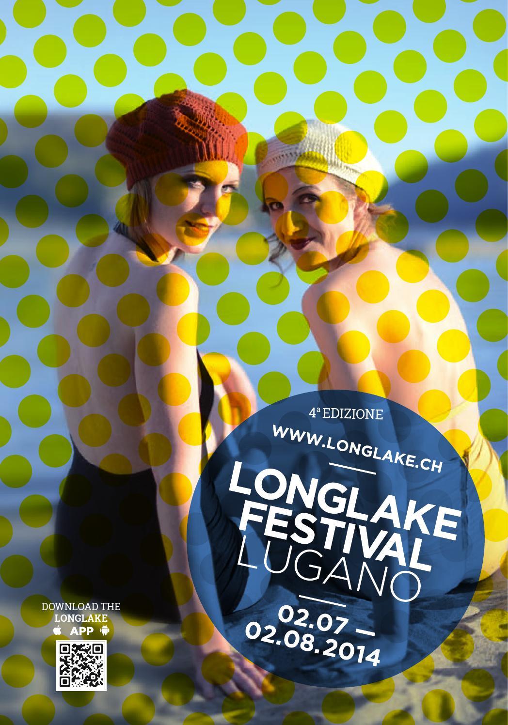 167bcc083c9c5 Magazine - Longlake Festival Lugano 2014 by Dicastero Giovani ed Eventi