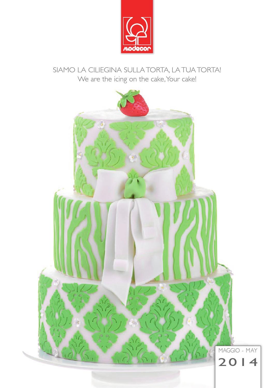 DECORGEL MAT BIANCO Cake Design Pasticceria Dolci Torte Zucchero 23204G