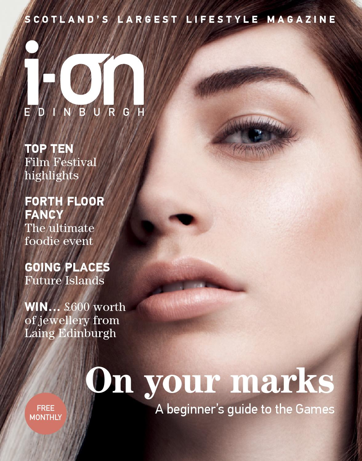 i-on Edinburgh | June 2014 by i-on Edinburgh - issuu