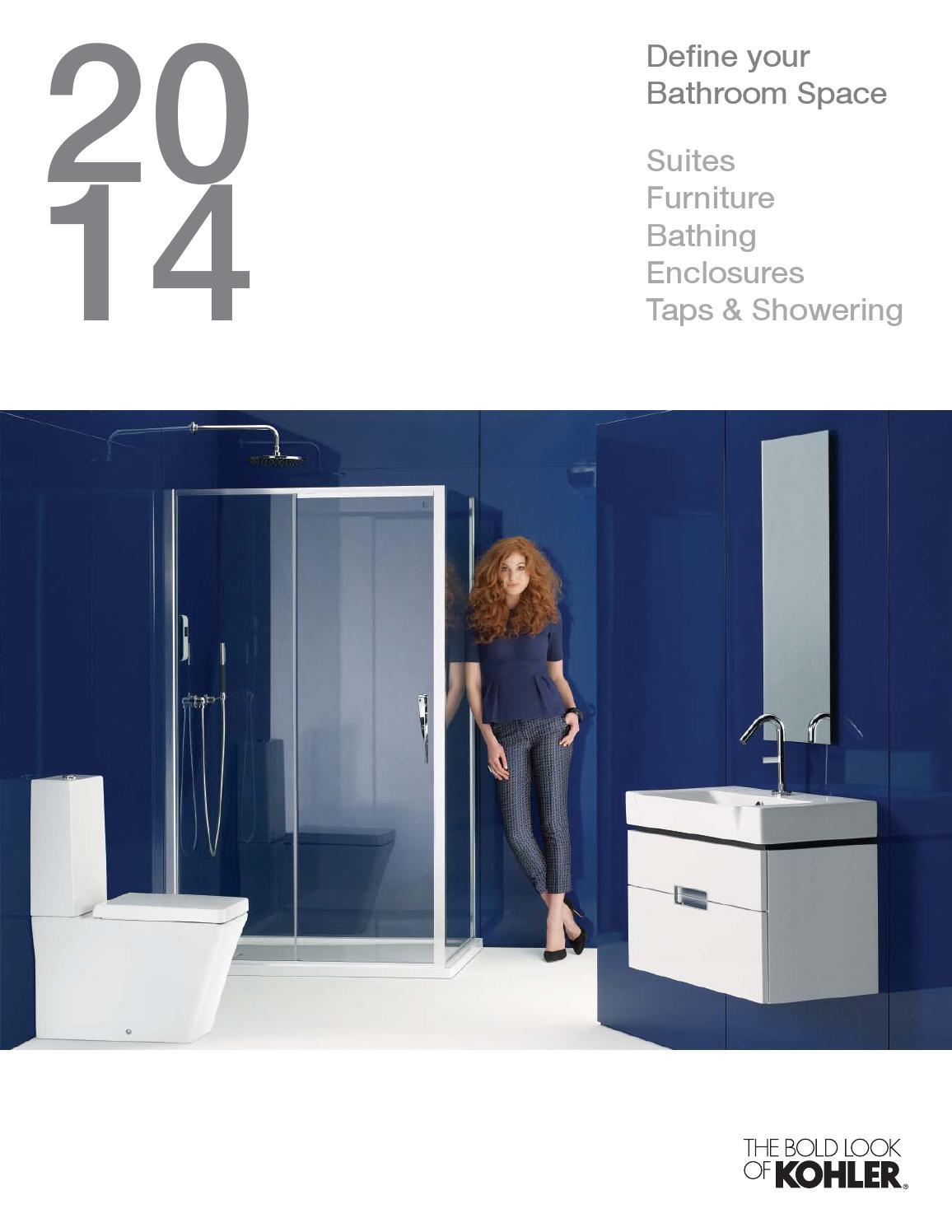 KOHLER Bathroom Solutions 2014 by Kohler UK - issuu
