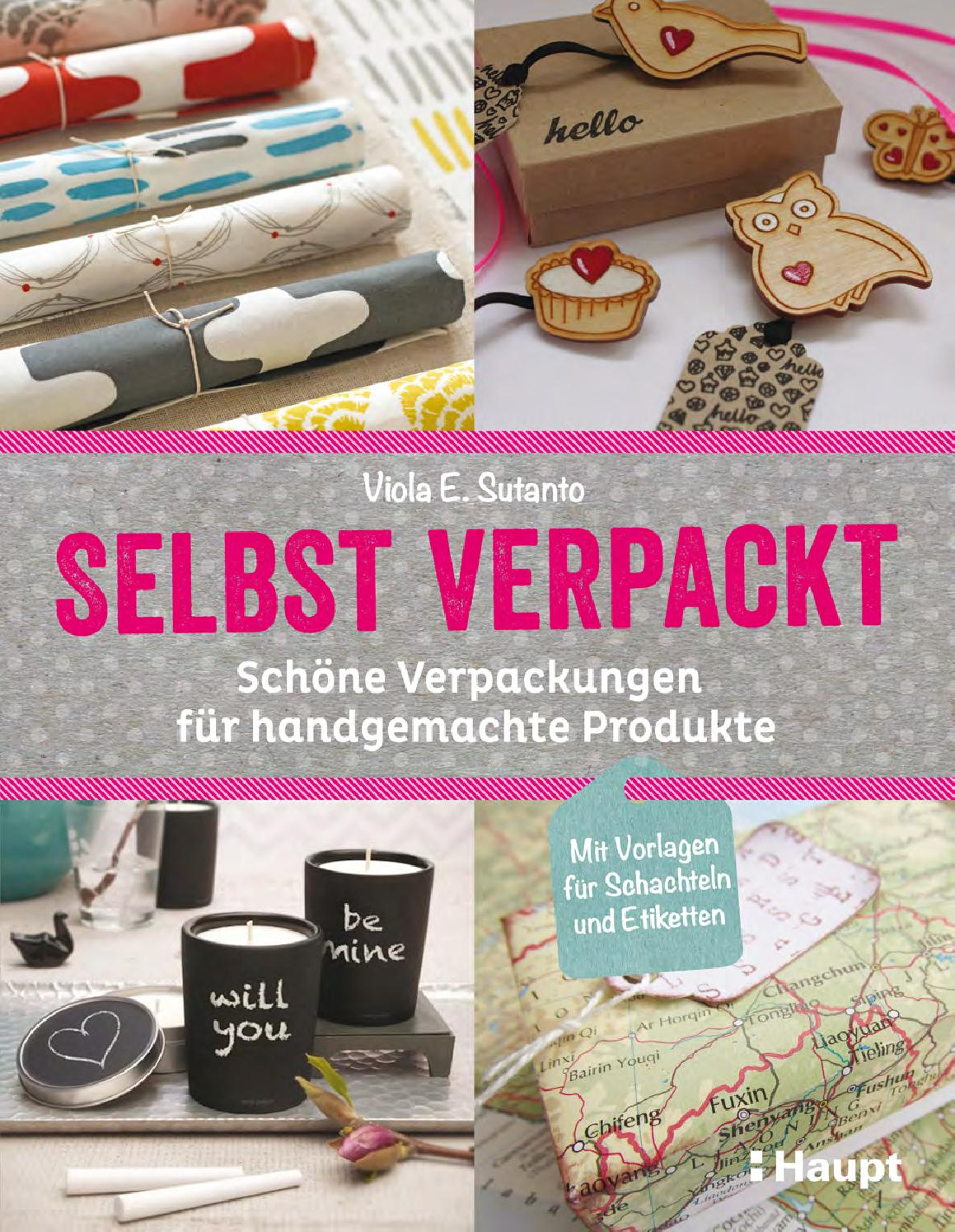 Sutanto, selbst verpackt by Haupt Verlag - issuu