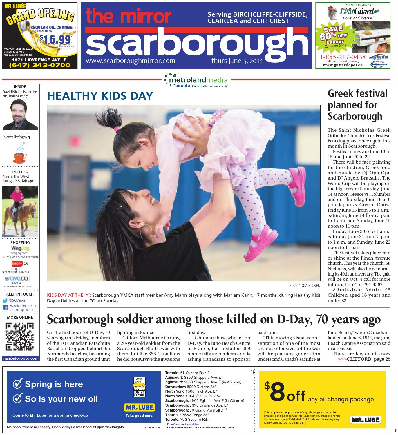 June 5 South by The Scarborough Mirror issuu