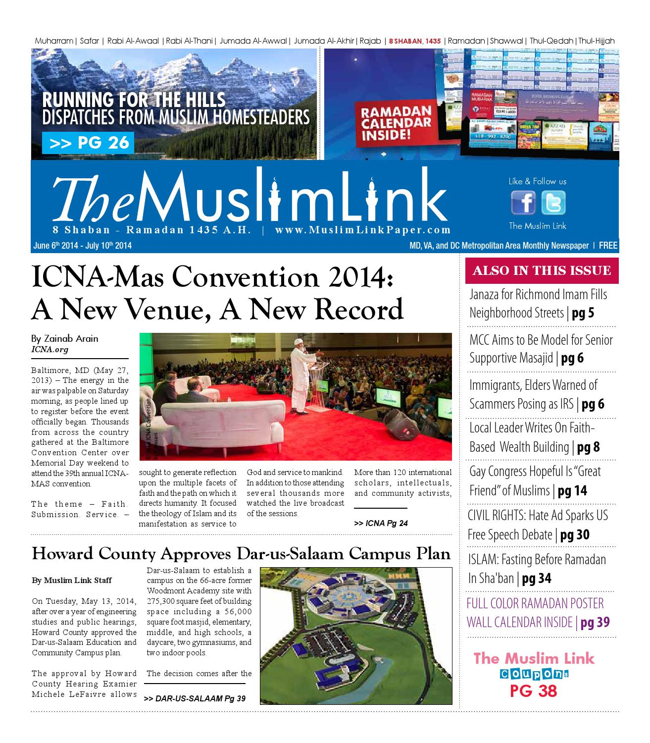 north baltimore muslim Frequently asked questions where is whyislam / icna-nj located what is the cut-off date for age in quiz when is the muslim day at six flags any youth activities.