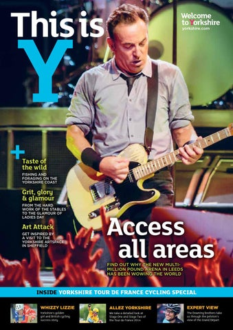 fd7030f66b This is Y Magazine 2014 by Welcome to Yorkshire - issuu