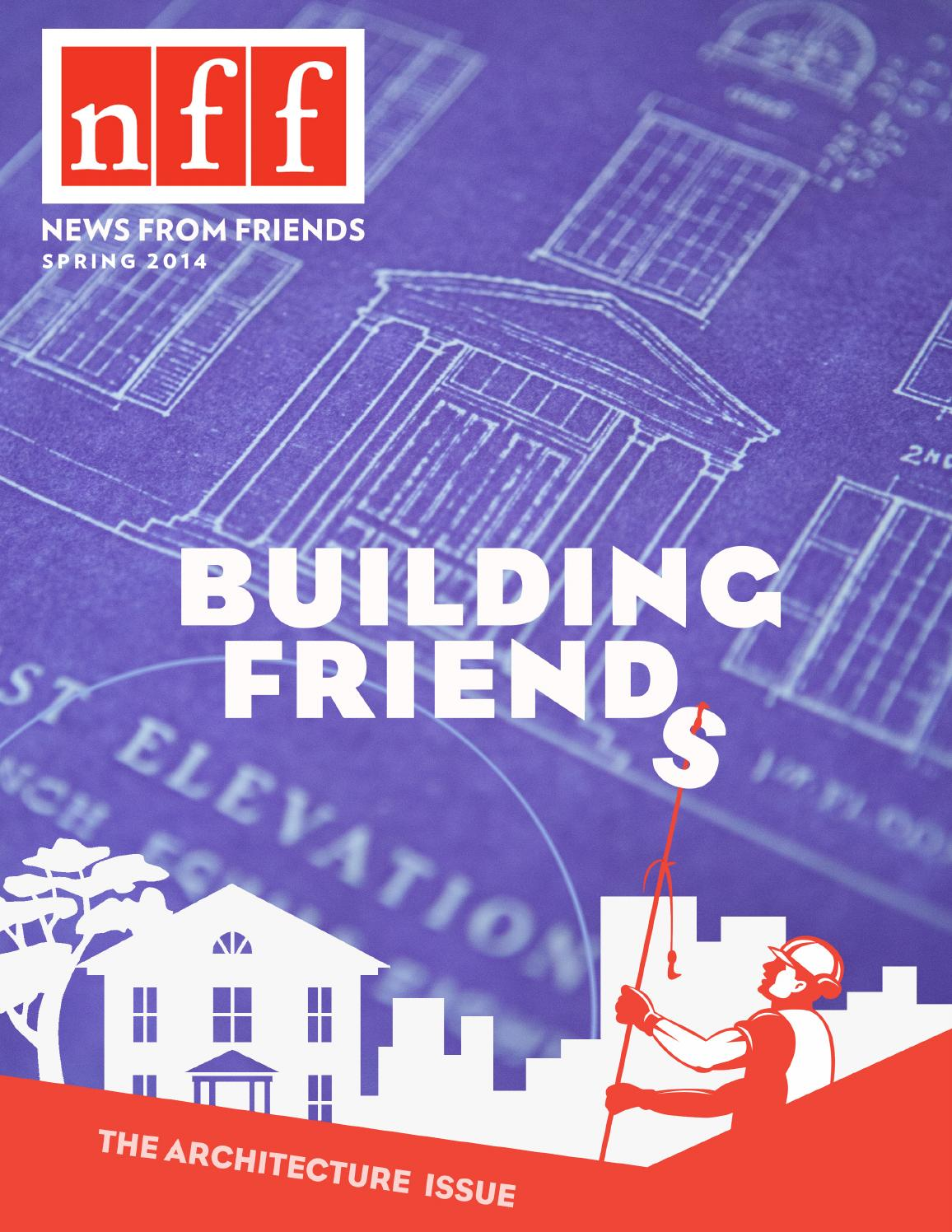 News from friends spring 2014 by friends seminary issuu fandeluxe Image collections