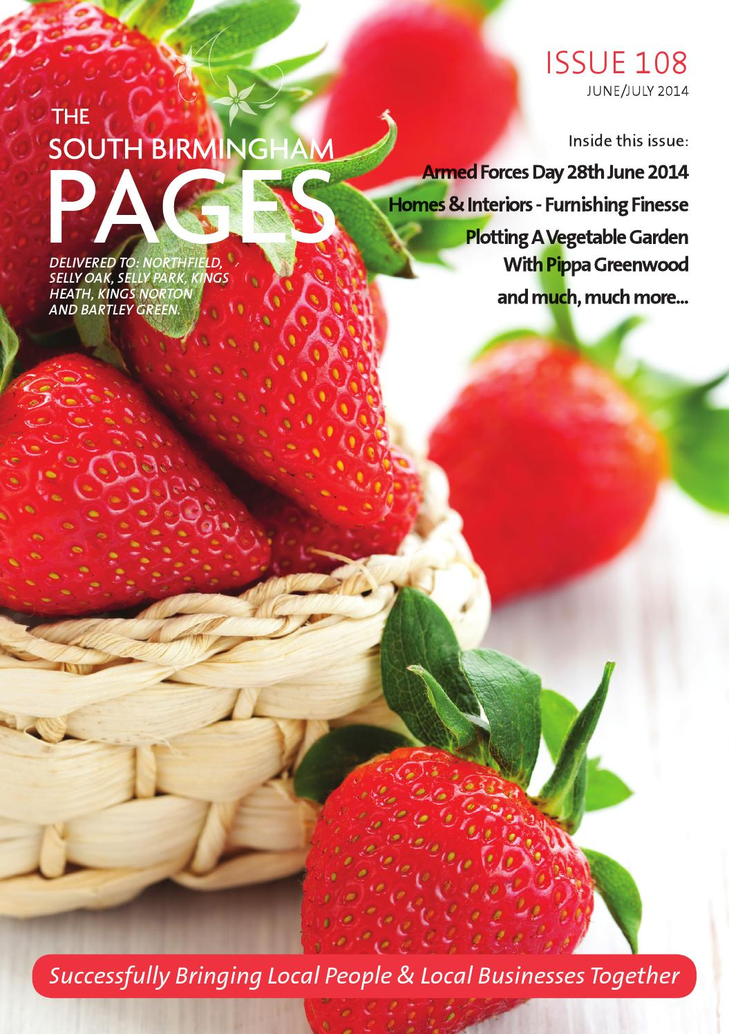South Birmingham Pages June 2014 By Wendy Bird Issuu