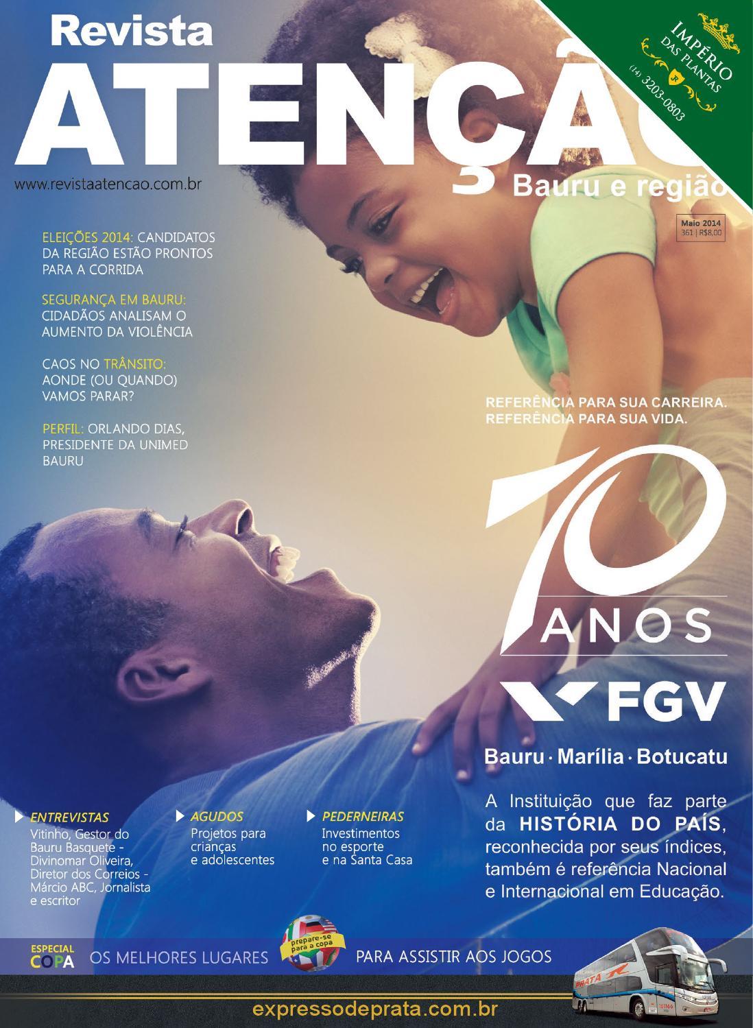ATENÇÃO de maio 2014 by REVISTA ATENÇÃO - issuu c583d1735c5