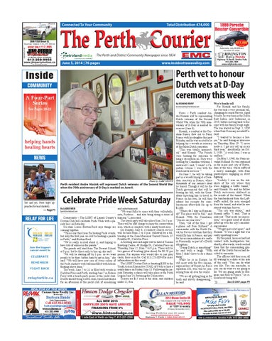 Perth060514 by metroland east the perth courier issuu page 1 fandeluxe Images