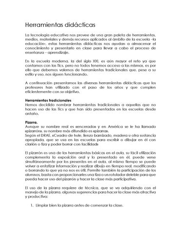 Herramientas didácticas by Jaime Ascue - issuu