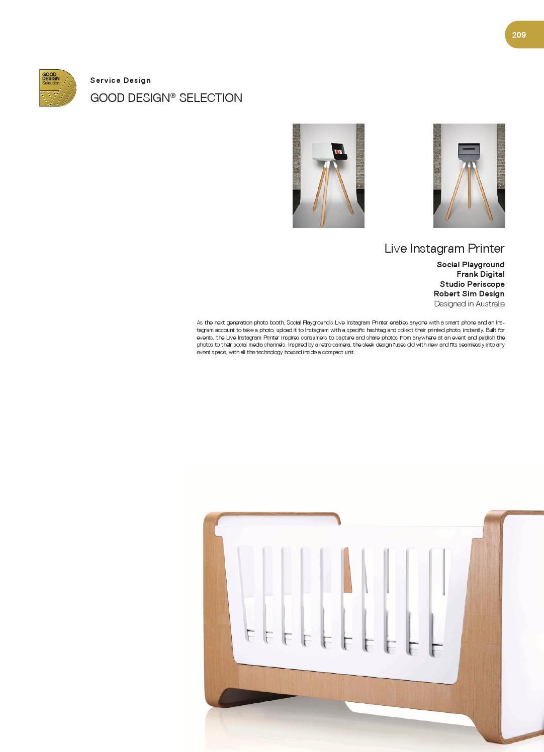 Good Design Awards Yearbook 2014 by Good Design Australia
