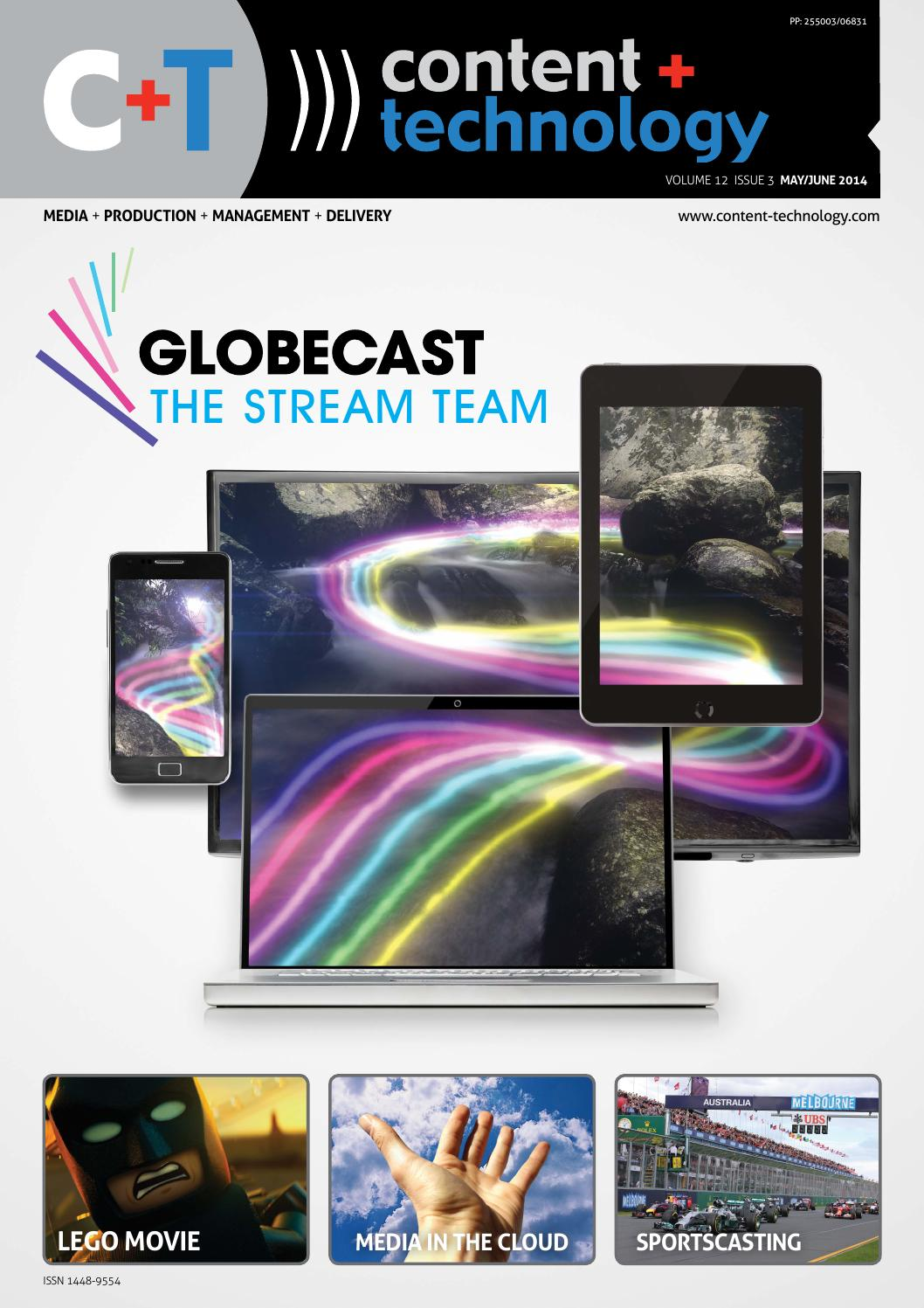 content and technology anz may june 2014 by broadcastpapers pty ltd