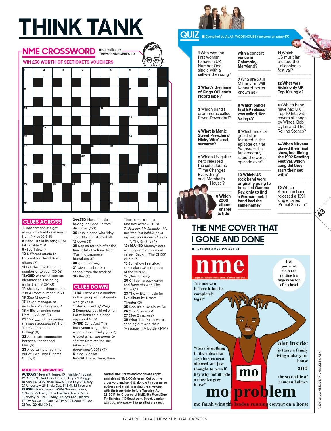 Nme m 2014 04 12 downmagaz com 8 by Stompper - issuu