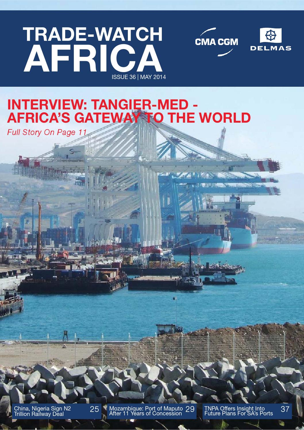 Cma cgm delmas trade watch africa issue 36 may 2014 by cma cgm group issuu - Cma cgm france head office ...