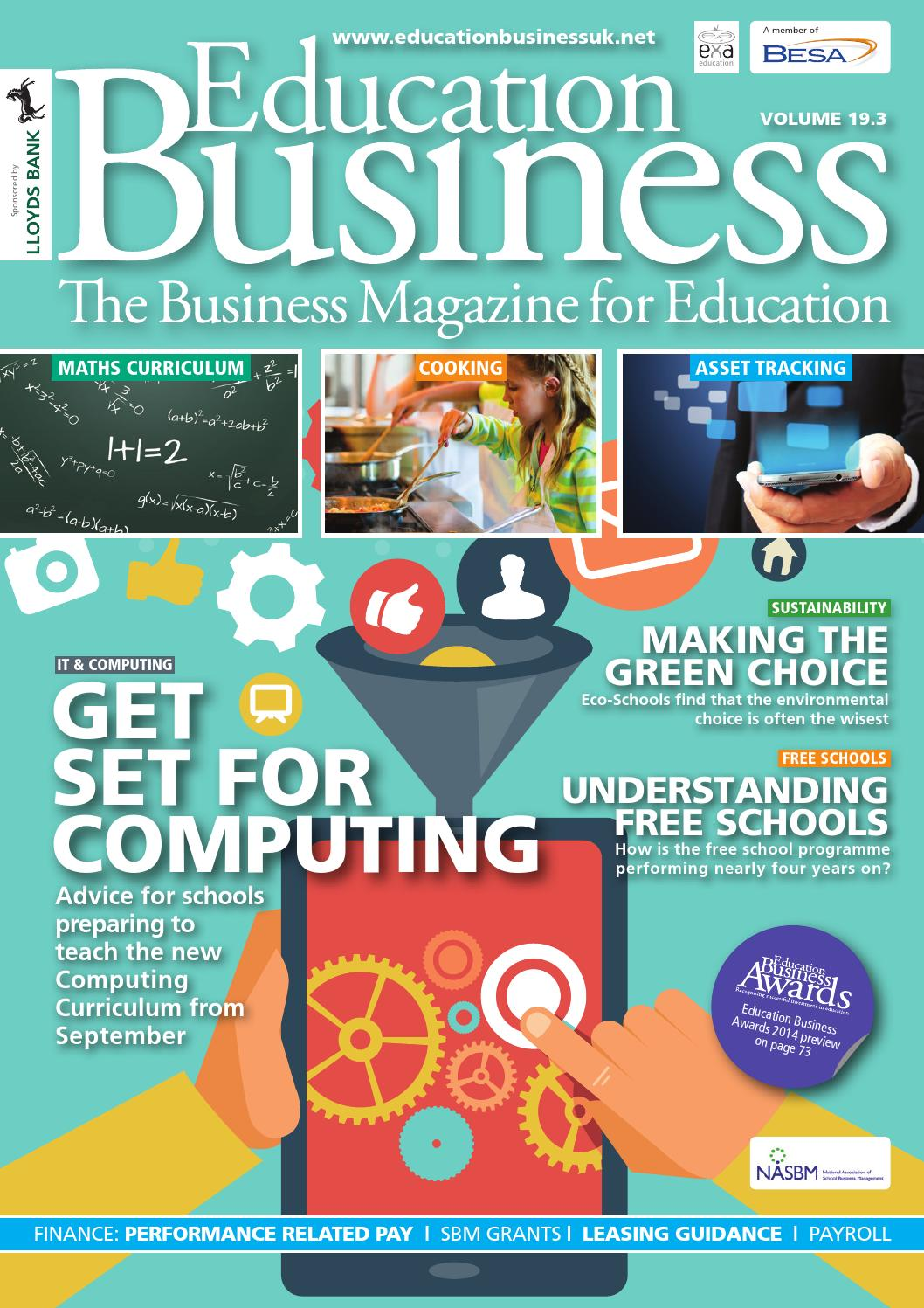 Education Business 19.3 by PSI Media - issuu