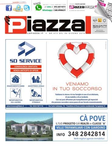 Lapiazza473 by la Piazza di Cavazzin Daniele - issuu c1ad55b0d2c2