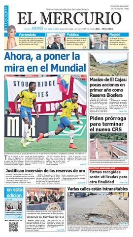 ceabc8bac hemeroteca 05-06-2014 by Diario El Mercurio Cuenca - issuu