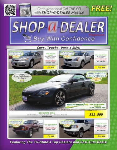 Shop A Dealer Magazine 23-2014 by Shop A Dealer Magazine - issuu