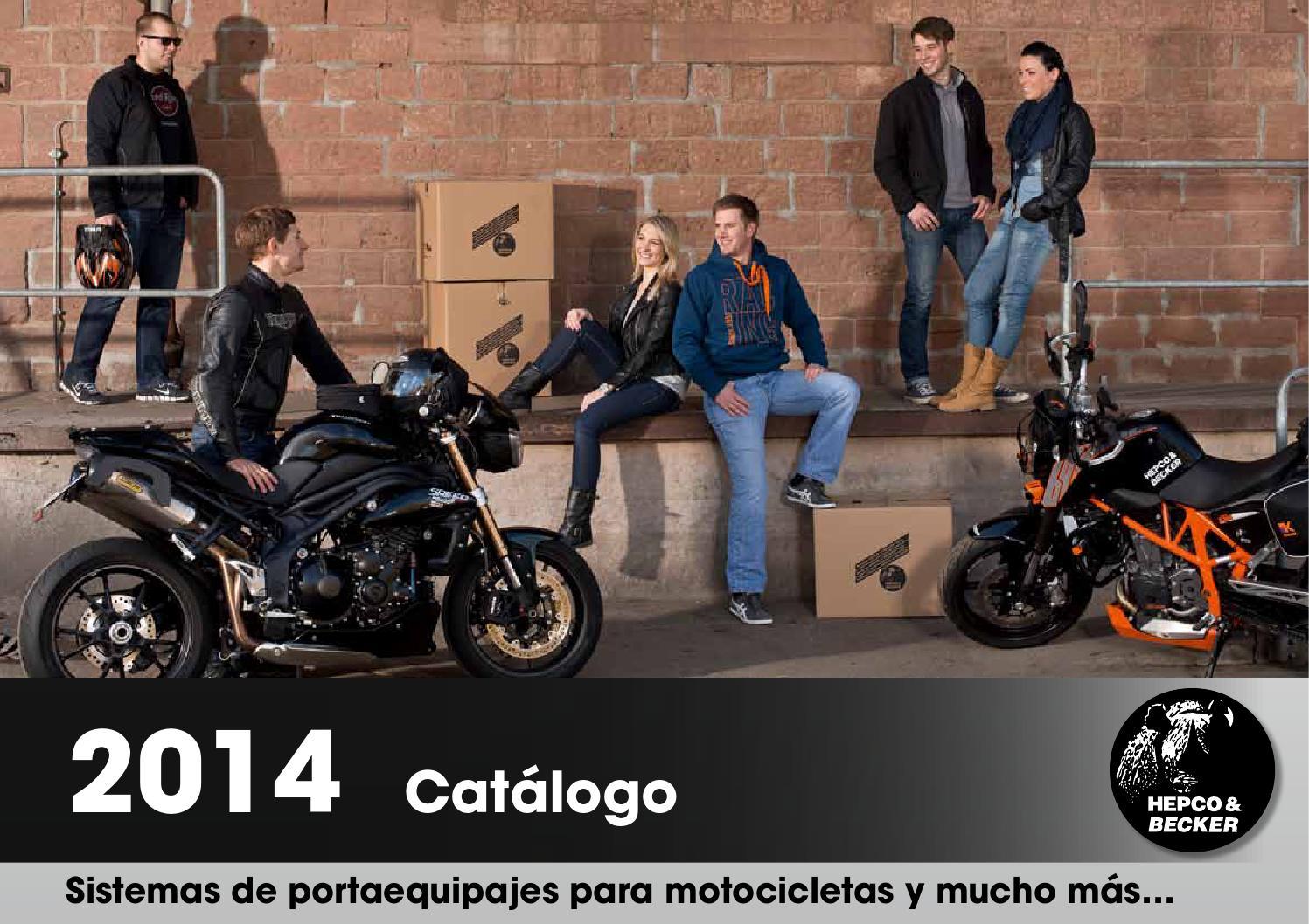 Catalogo hepco becker 2014 by puntomoto - issuu d4477b03ad65