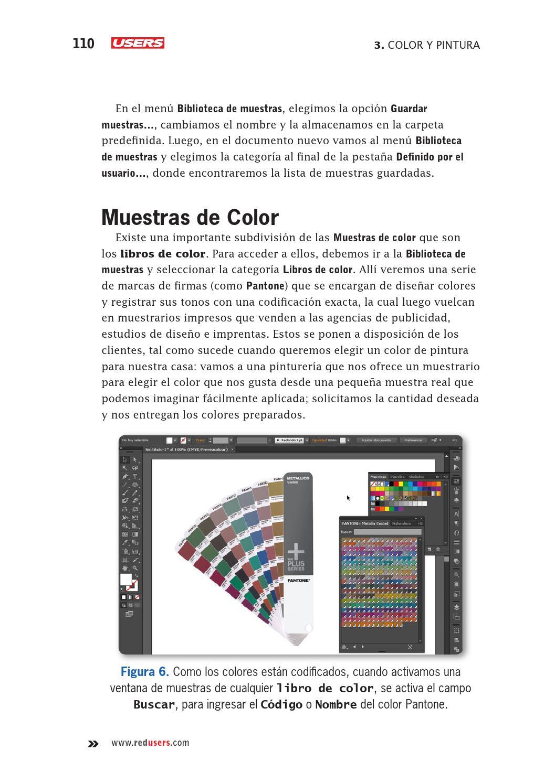 Asombroso Libros De Color Pantone Para Ilustrador Patrón - Enmarcado ...