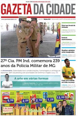 d81f4965d Ed 815 by Gazeta da Cidade - issuu