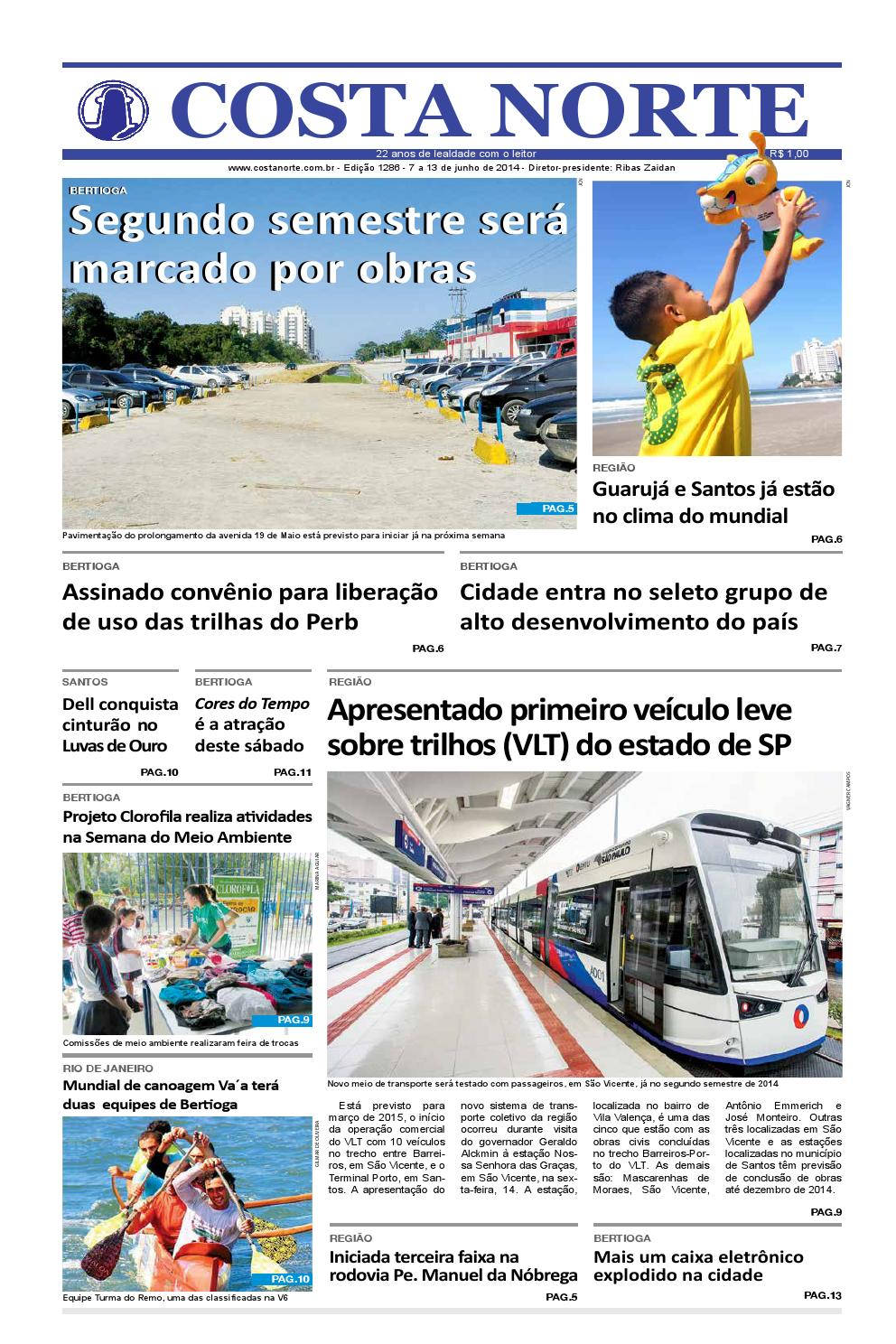 Jornal Costa Norte by Costa Norte - issuu 5c5fd5e557a2e