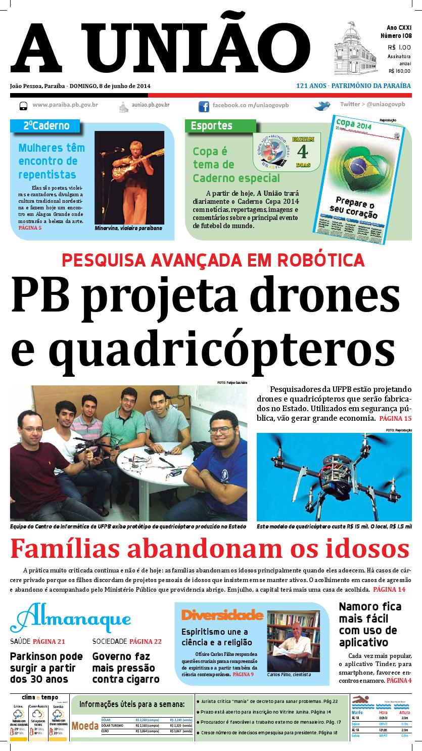 87e6c9b075b Jornal A União by Jornal A União - issuu