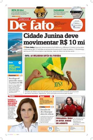 61a1a6ac3 Jornal de Fato by Jornal de Fato - issuu