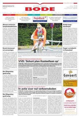 Vliegengordijn De Reijer.Delz 20140608 By Uitgeverij De Bode Issuu