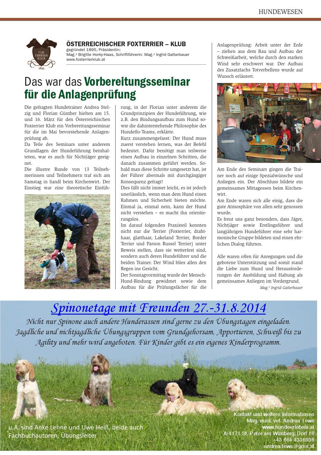 Der OÖ Jäger N°143 by Christof Neunteufel - issuu