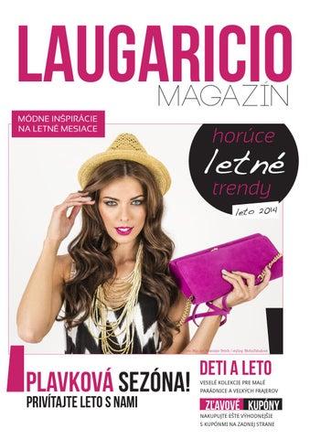 8c9ccd77706aa Magazín OC Laugaricio - Leto 2014 by Obchodné centrum Laugaricio - issuu