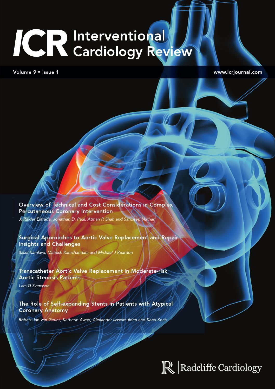 ICR 9 1 by Radcliffe Cardiology - issuu