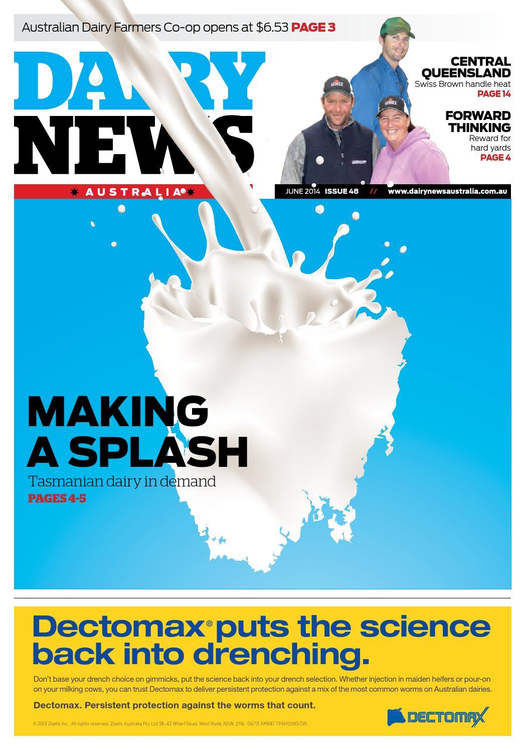 Dairy News Australia June 2014 By Rural Newsgroup Issuu Power Probe Short Open Circuit Detector Pricefallscom