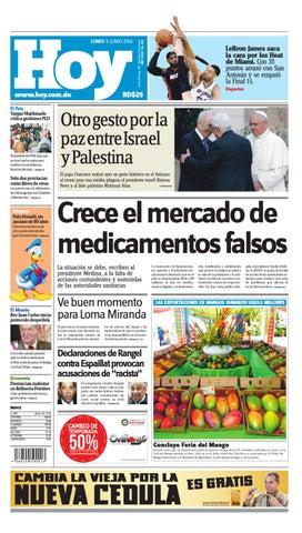 Periodico 09 de junio by Periodico Hoy - issuu edff2c19218