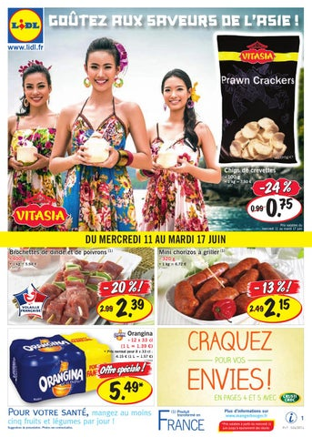Lidl Catalogue 11 17juin2014 By Promocatalogues Com Issuu