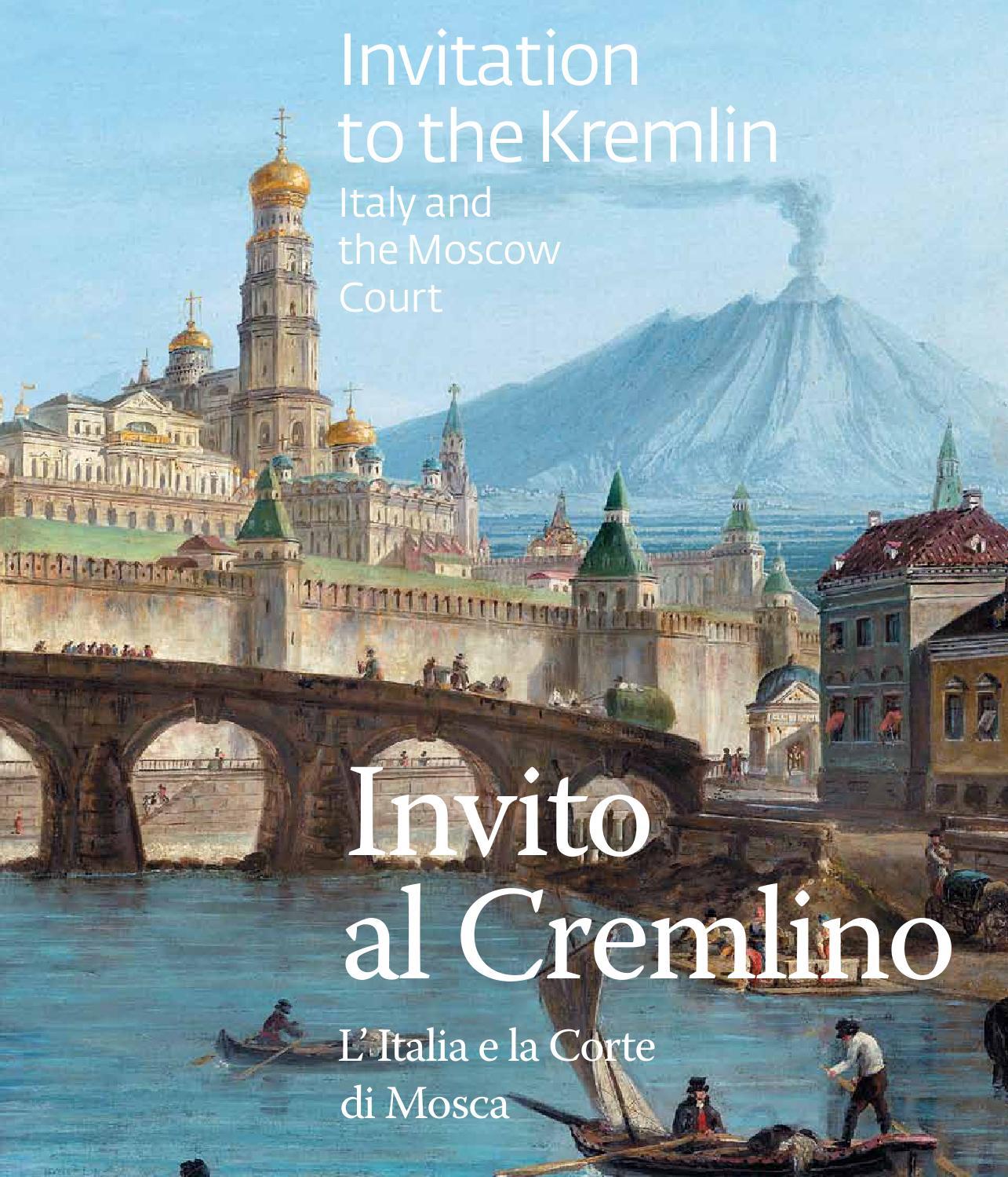 Invitation to the Kremlin by D. Chernogaev - issuu 334f5c7e5d4