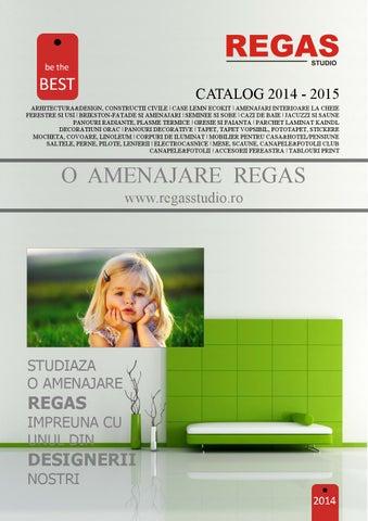 Catalog Regas 2014 By Ciprian Ionut Iacob Issuu